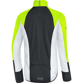 GORE BIKE WEAR Power GTX - Chaqueta Hombre - amarillo